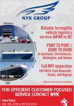 NYK Vehicle Express Service